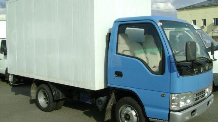 Грузовые автомобили до 1,5 тонн