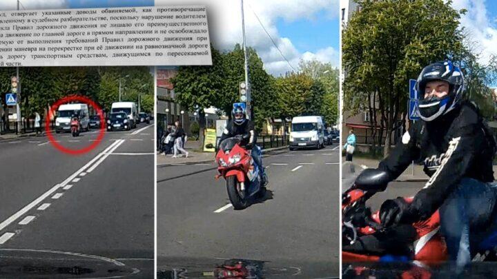 Индивидуальности ПДД для мотоциклистов