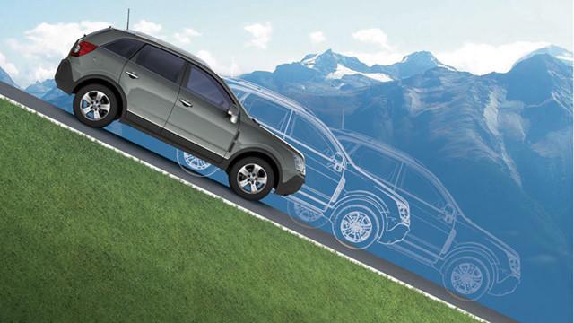 Система защиты при съезде с дороги – устройство, принцип работы