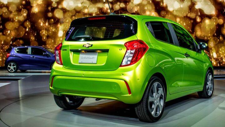 Как выглядит новый Chevrolet за $13 000