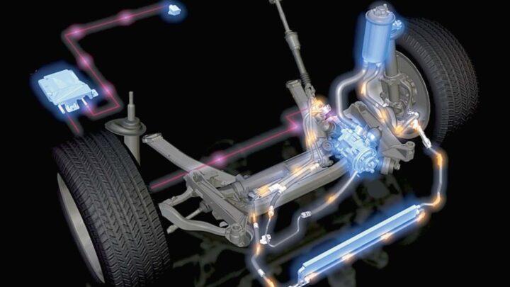 Как работает система адаптивного рулевого управления